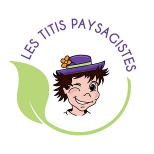 Logo Les titis paysagistes